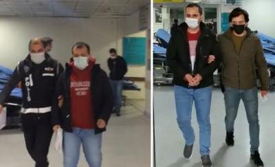 İzmir'de FETÖ operasyonu: 8 kişi tutuklandı