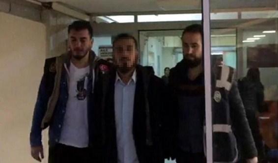 İzmir'de IŞİD operasyonu: 8 gözaltı
