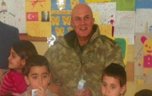 Jandarma Komutanı Arslan Kulaksız yaşamını yitirdi!
