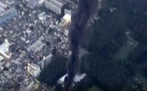 Japonya'da büyük trafo patlaması! 350 bin eve elektrik verilemiyor!