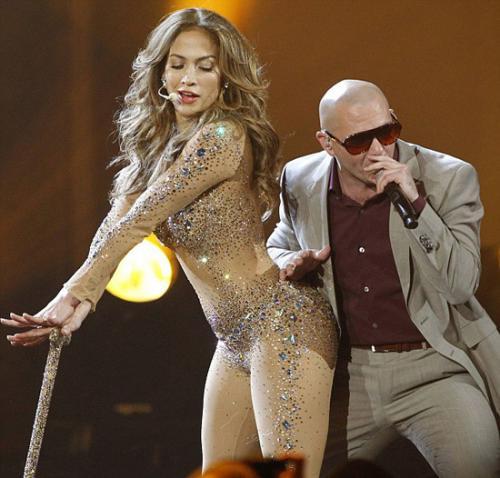 Jennifer Lopez çıkınca TRT yayını kesti!