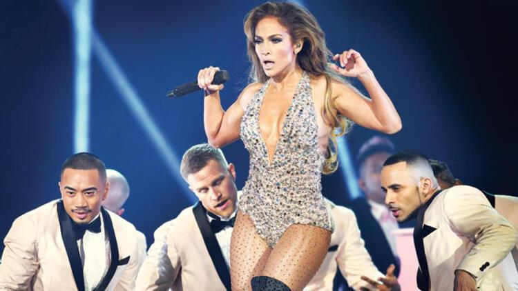 Jennifer Lopez 90 kişilik ekip ve 10 TIR ile Türkiye'ye geliyor