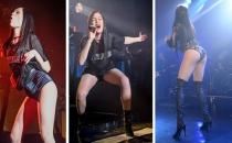 Jessie J sahnede kendinden geçti!