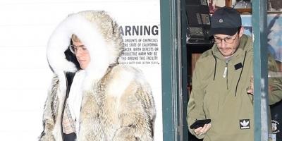 Justin Bieber'a kürk tepkisi