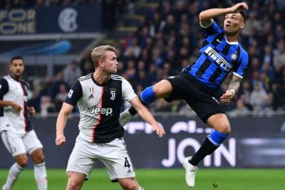 Juventus-Inter maçı koronavirüs nedeniyle seyircisiz oynanacak