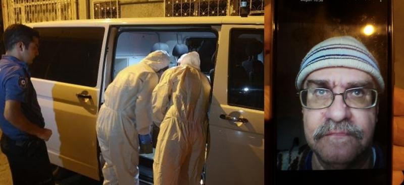 Kadıköy'de yalnız yaşayan kişinin öldüğü 4 ay sonra ortaya çıktı