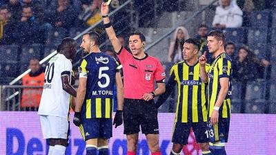 Kadıköy'e Gömdüler Fenerbahçe 2-Akhisarspor3