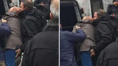Kadın eylemciyi taciz eden polise dava açıldı