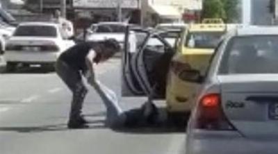 Kadın yolcuya saldıran taksici hakkında karar