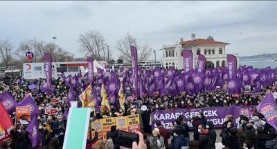 Kadınlardan manifesto: İstanbul Sözleşmesi'nden vazgeçmiyoruz, 1 Temmuz'da sokaktayız
