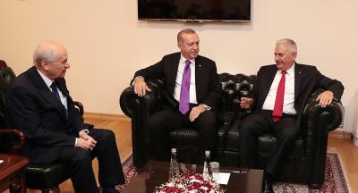 Kadri Gürsel: Bahçeli'nin gizli hedefi Erdoğandır!