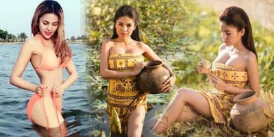 Kamboçyalı Denny Kwan'ın film çekmesi 'seksi' olduğu için yasaklandı