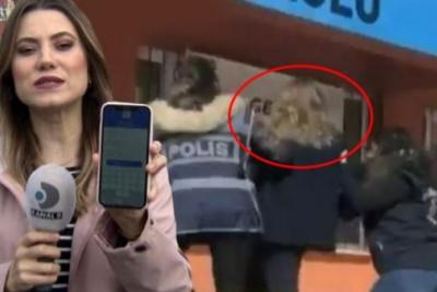 Kanal D muhabirini gözaltına alan polisler: Darp edildik