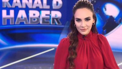 'Kanal D'den istifa eden Buket Aydın, eşinden de ayrıldı'