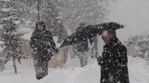 Çok sayıda ilde kar tatili!
