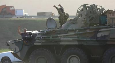Karabağ'a Suriye'den yabancı paralı askerlerin gönderildiğine dair iddialar