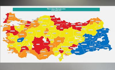 'Karadeniz'de virüs yayılımı durdurulmazsa diğer şehirlere yayılabilir'
