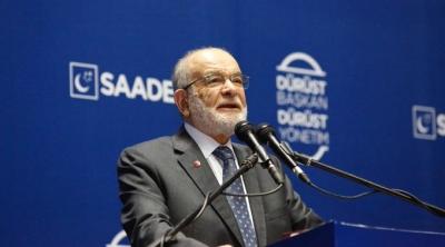 Karamollaoğlu: HDP'de siyaset yapmış vatandaşlarımızın bir kısmı Saadet Partisi'ne geçerek siyaset yapmaktadırlar
