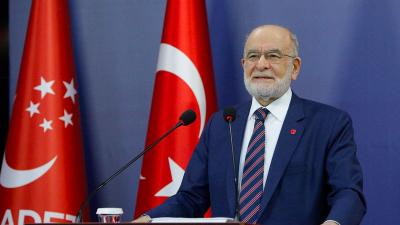 Karamollaoğlu: Muhalif bir partinin bir mensubu hastanelik ediliyor Cumhurbaşkanı sessiz