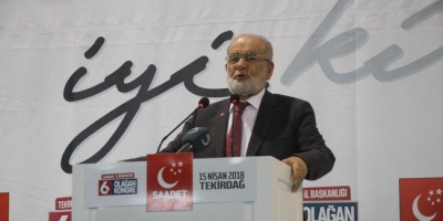 Karamollaoğlu: Suriye saldırısıyla, Türkiye'ye gözdağı veriyorlar