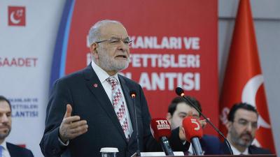 Karamollaoğlu: 'Yardımı sadece ben yaparım' demek hizmet değil partizanlıktır