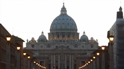 'Katolik Kilisesi eşcinsel evlilikleri kutlayamaz'