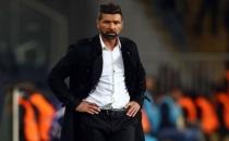 Kayserispor teknik direktörü canlı yayında istifa etti