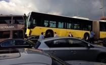 Kazanın ardından metrobüslerle ilgili yeni karar alındı!