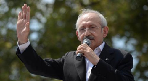 Kılıçdaroğlu'na suç duyurusu!