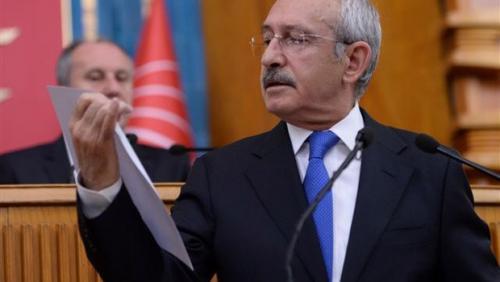 Kılıçdaroğlu'ndan dehşet verici belge açıklaması!