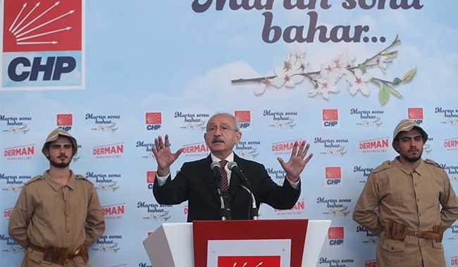 Kemal Kılıçdaroğlu: O parayla işsizliği bitirirdik