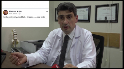 Kemal Kılıçdaroğlu'nun annesine küfür eden Doktor Mahmut Arslan'ın işine son verildi