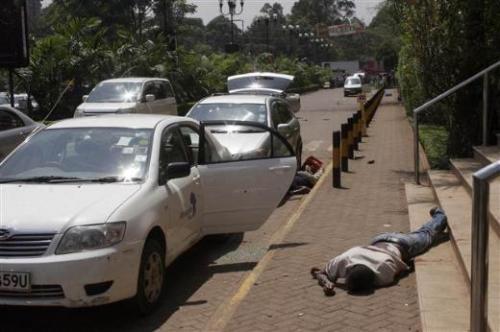 Kenya'da saldırı! Çok sayıda ölü var..