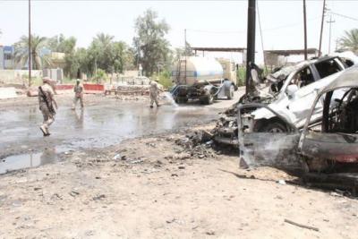 Kerbela'da bombalı saldırı: 12 kişi hayatını kaybetti