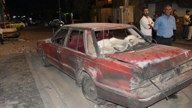 Kerkük'te patlama: 5 ölü, 18 yaralı