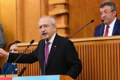 Kılıçdaroğlu: Bana 500 bin liralık dava açmış, çok korktum, biz de adamına göre 'beş paralık' dava açtık