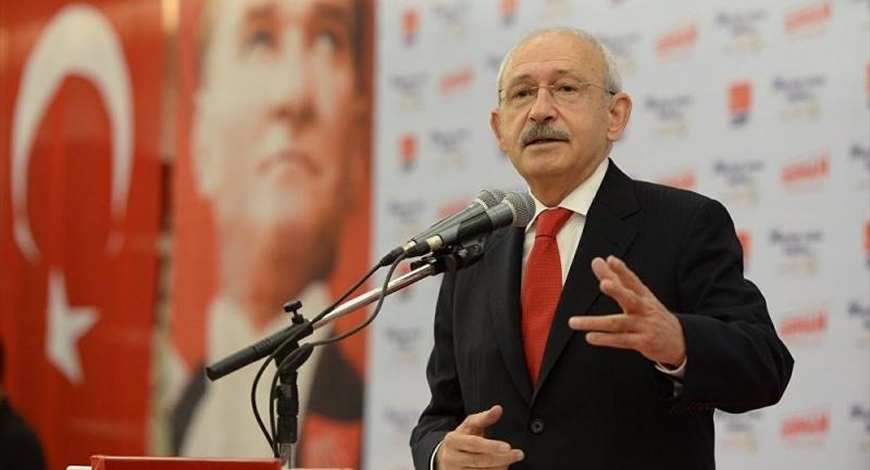 Kılıçdaroğlu: Benim idamımla ilgili kanun getireceklermiş. Getirmezseniz namertsiniz, oy vermezsem namerdim