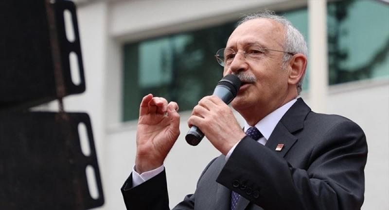 Kılıçdaroğlu: Bir tek aldığımız nefes karşılığında vergi vermiyoruz