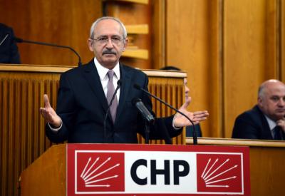 Kılıçdaroğlu: Birileri siyaseti köşeyi dönmek için yapıyor