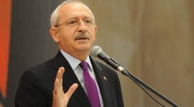 Kılıçdaroğlu: Düne kadar FETÖ'den talimat alan hakimler bugün Saray'dan alıyor