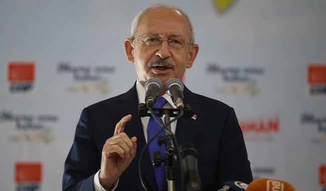 Kılıçdaroğlu: İstanbul'un, Ankara'nın, Balıkesir'in, Denizli'nin kaderini değiştireceğiz