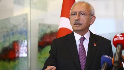 Kılıçdaroğlu: Türkiye'de hiç kimsenin can ve mal güvenliği yok