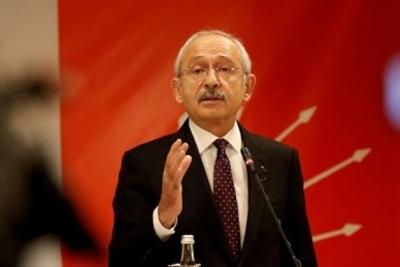 Kılıçdaroğlu: Bu malların pazarlanmasına göz yumulması FETÖ borsasının bir ayağıdır