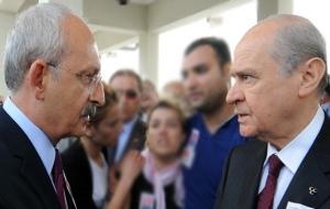 Kılıçdaroğlu ve Bahçeli'nin korumaları açığa alındı