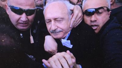 Kılıçdaroğlu'na linç girişiminde bulunan 3 kişi serbest bırakıldı