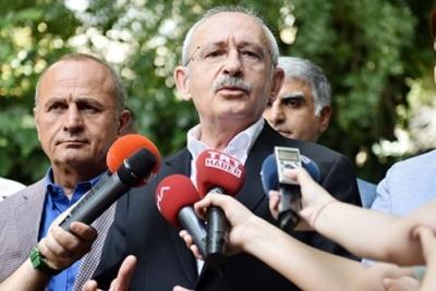 Kılıçdaroğlu'ndan Erdoğan'a: Kenan Evren de aynısını yaptı
