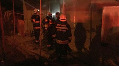 Kiracı, ev sahibinin boşaltmasını istediği evi yaktı