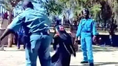 27 yaşındaki Meryem 'e kırbaç ve idam cezası!