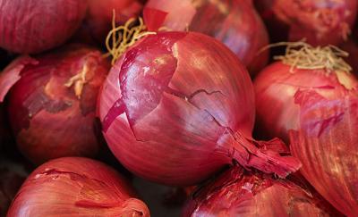 'Kırmızı soğan virüsün akciğer tutulumunu engelliyor'