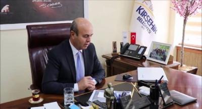 Kırşehir Belediye Başkanı Ekicioğlu: Ne kadar maaş aldığımı bilmiyorum